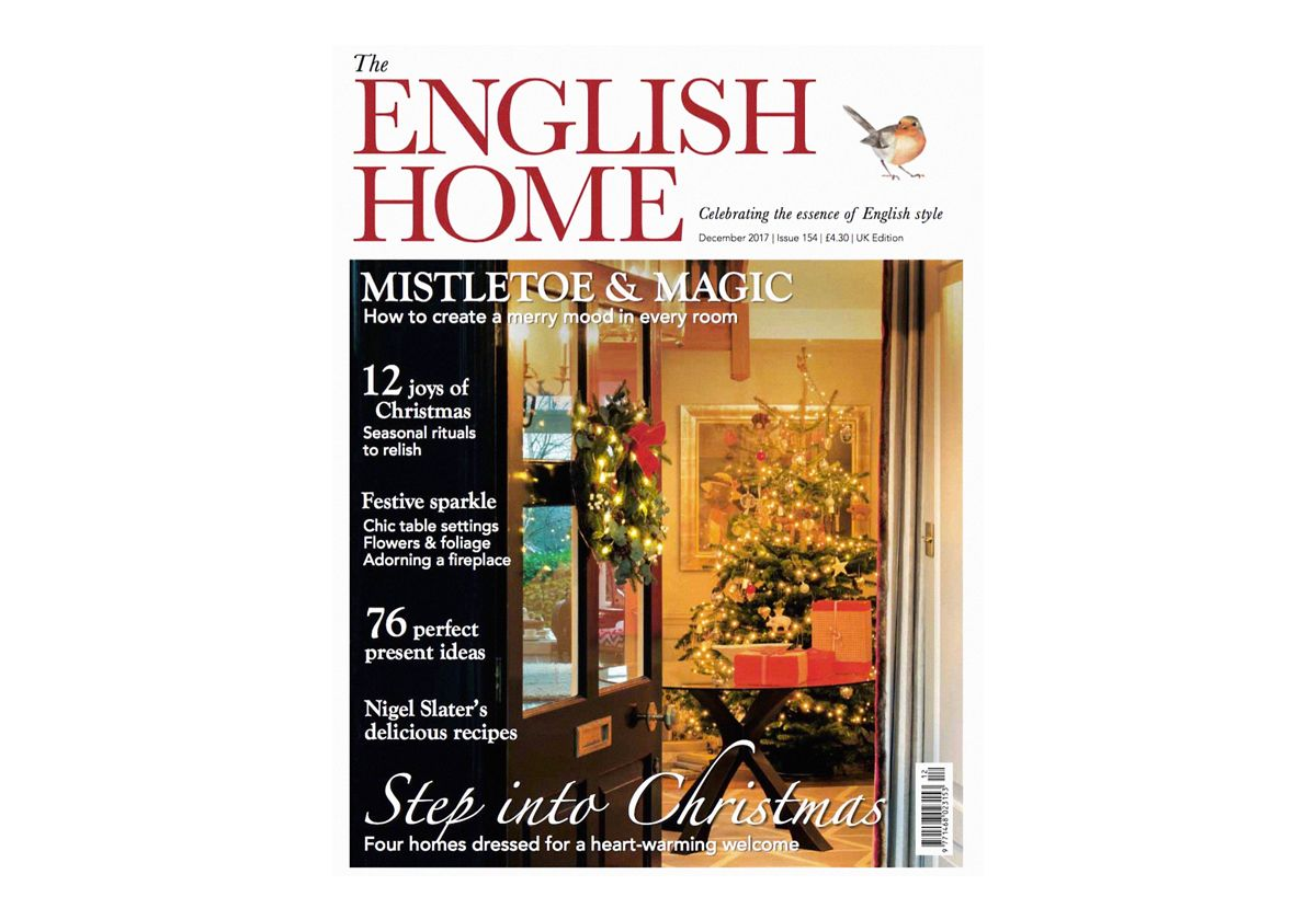 <h2>The English Home - Published December 2017</h2>
